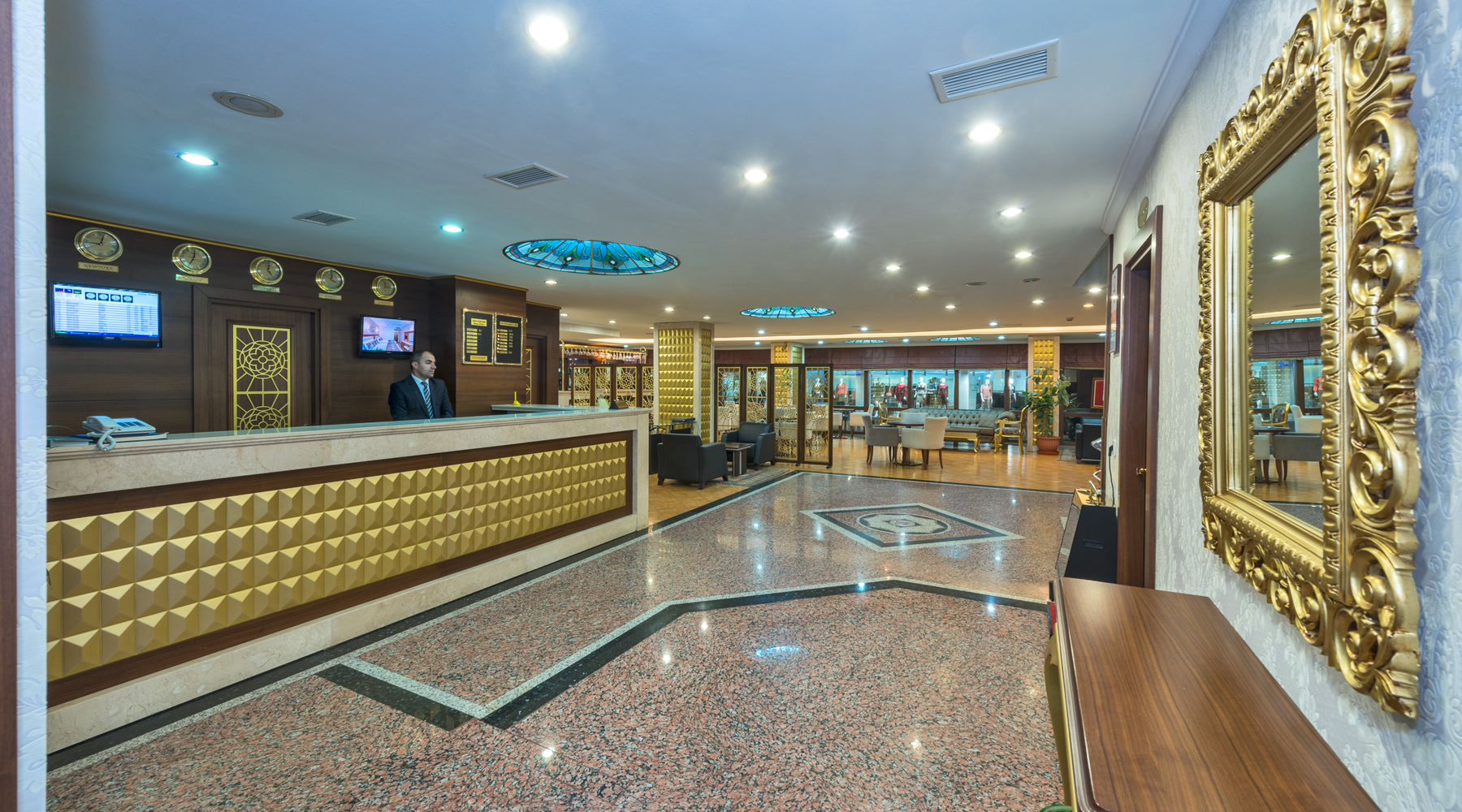 Dalan hotel istanbul for Laleli istanbul hotels